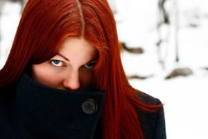 Redhead II by Szanteri