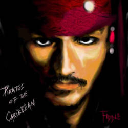 Pirates of the Caribbean by ifiddle