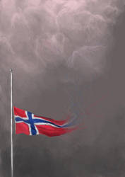 for Norway by deirie