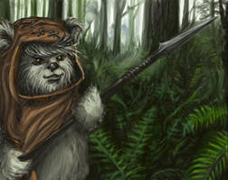 Wicket by littleshade