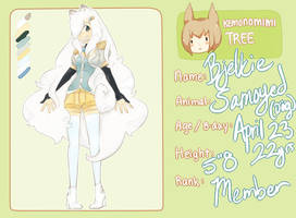 Bjelkie (Kemonomimi Tree) [UPDATED 6/8] by xokolade