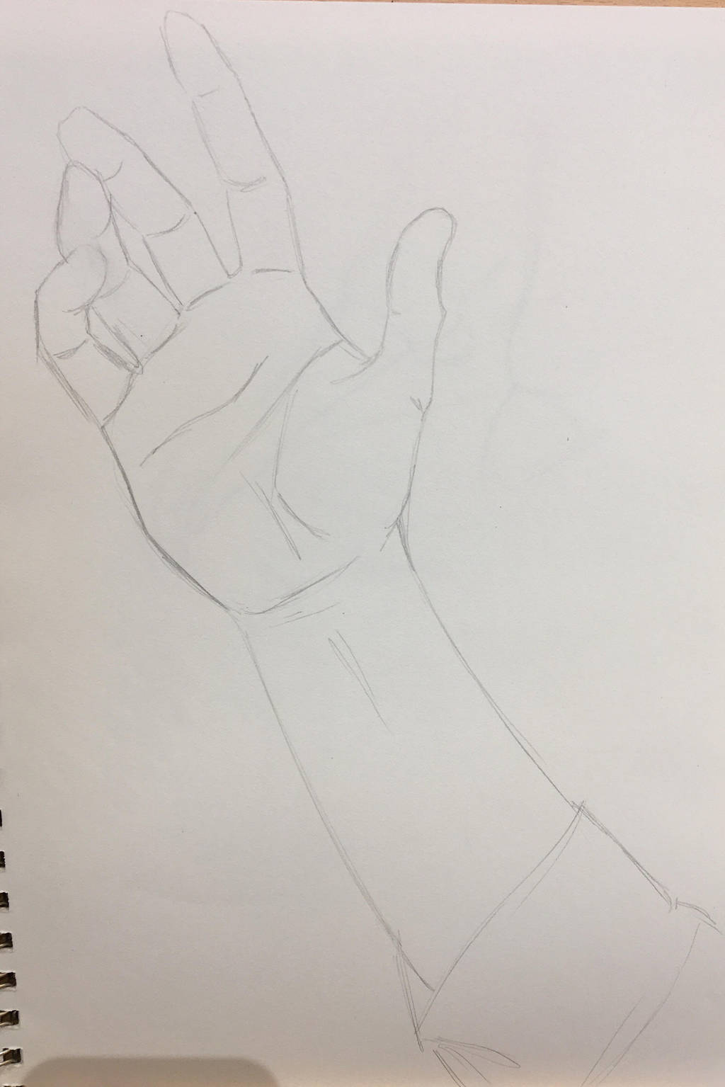 Hand by vdysa