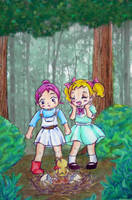Princess Tutu: The beginning of a friendship by FukaruRhyan