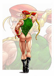 Cammy by Pegius