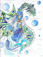 .+.Mermaid.+. by InukoMurasame