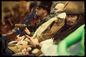 Pirates of the Caribbean - Jack Sparrow Cosplay by ShinrasFlurry