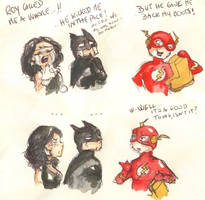 DC - that's a good thing by Levy-Comics