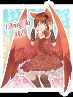 Gift for I bring da LULZ! by IlluminationArtistry