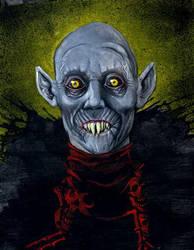 Nosferatu by Dfrydendall