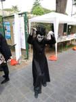 Cosplay Pitch Black Boo! by stellinanera