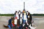 my friend in Paris by panjityas