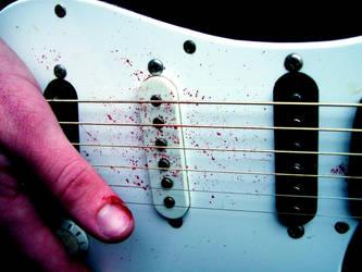 Shred pic - shred finger by sandollor