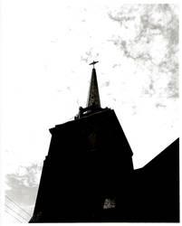 Church Silhouette by sandollor
