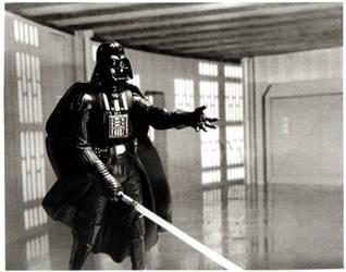 D. Vader by sandollor