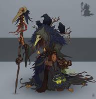 Witch by Trufanov
