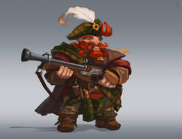 Dwarf by Trufanov