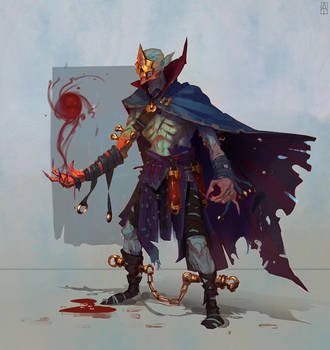 Vampire mage by Trufanov