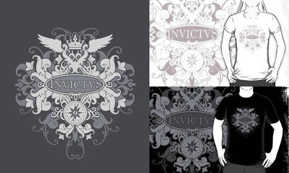 INVICTVS by Medusa-Dollmaker