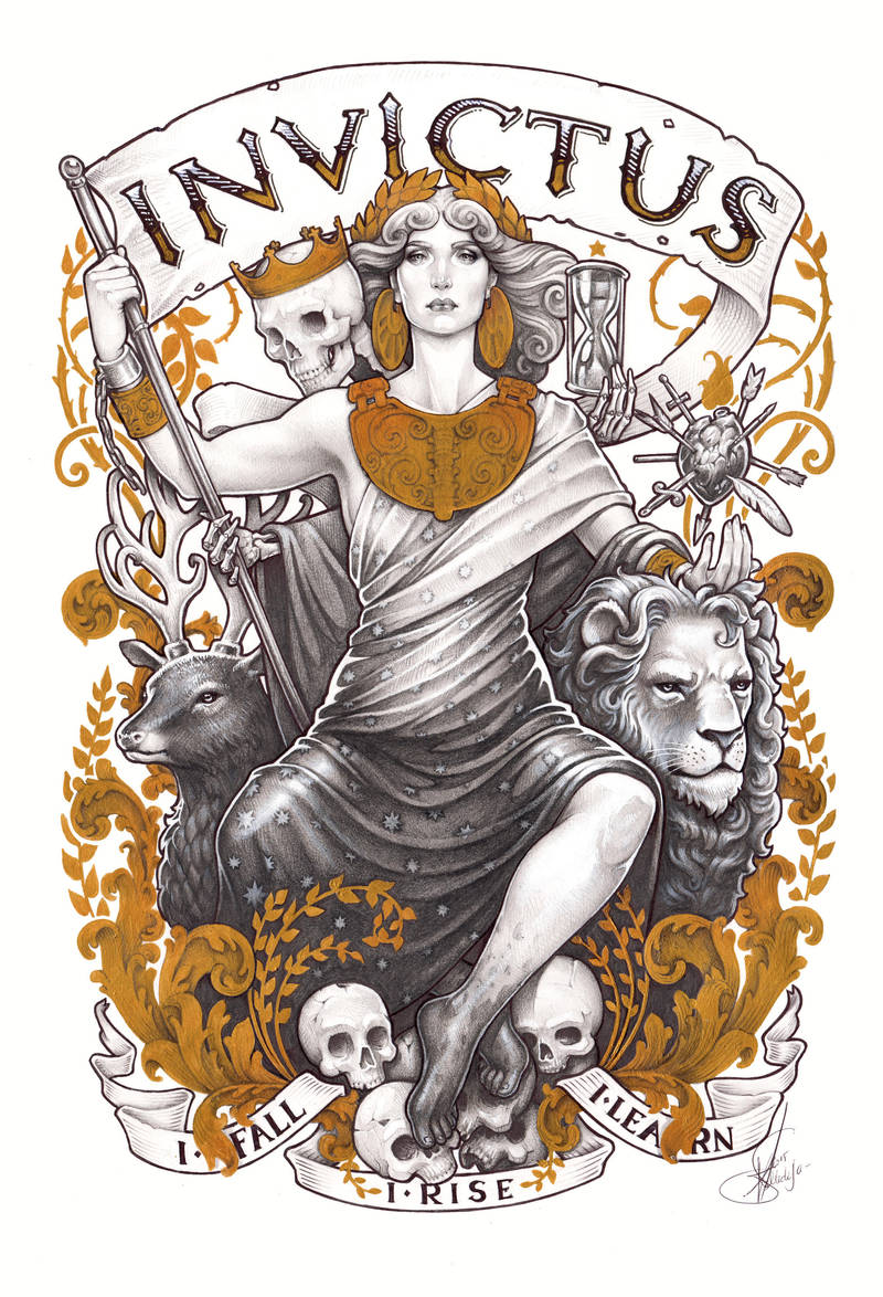 INVICTUS by Medusa-Dollmaker