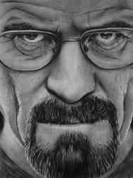 Walt from Breaking Bad by prod44