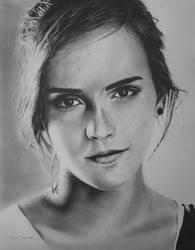 Emma Watson Portrait by prod44
