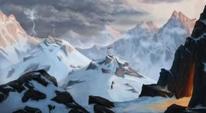 Across the Ridge by VITOGH