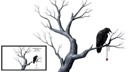TBOAOG: Wraparound book cover by VITOGH