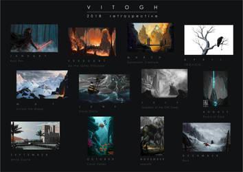 2018 Retrospective by VITOGH