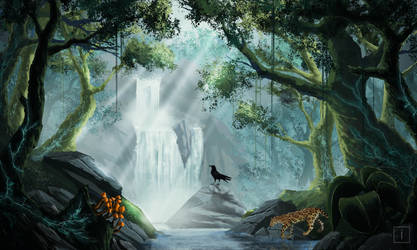 Gift: Rainforest Fantasy by VITOGH
