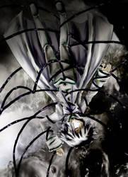 Pandora Hearts - Gilbert by Umi-Mizuno