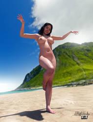 Sunny curves by erogenesisCGI