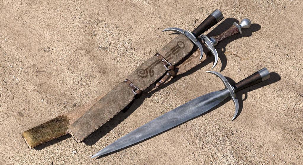 The Turtum Spear by erogenesisCGI