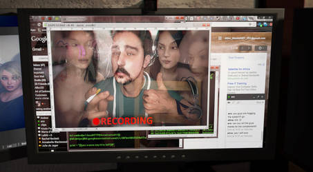 Webcam Update 149 by erogenesisCGI
