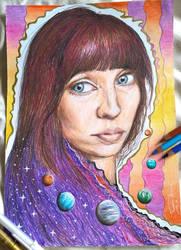 Autoportrait by CuriumLanthanum