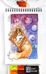 Firefox by CuriumLanthanum