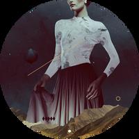 Night lady by Fregezechen