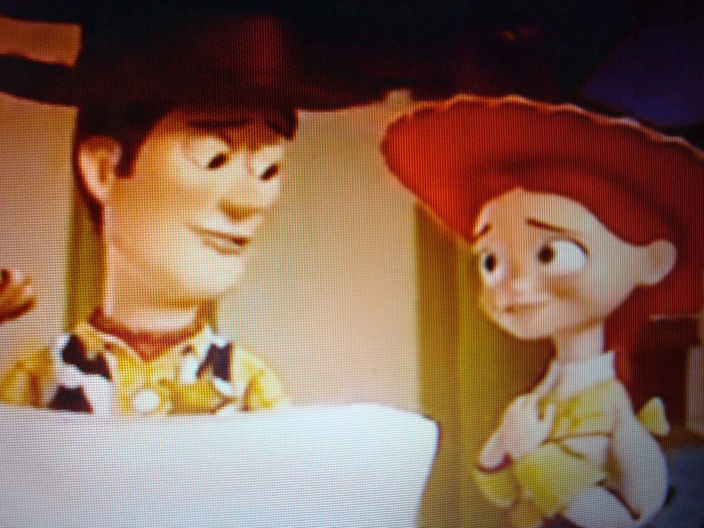 Spidyphan2 Deviantart: Woody And Jessie Inlove By Spidyphan2 On DeviantArt