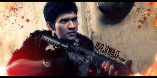 Iko Uwais - The Raid Redemption by jdslipknot
