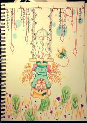 Upside Down by ChuChu-art