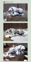 Arctic Brastle Tiger by AuroraLion