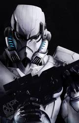 Stormtrooper by AuroraLion
