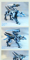 Command Wolf Fenrir by AuroraLion