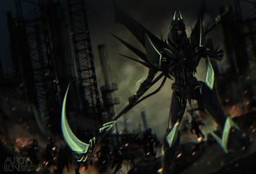 Destroy Them All by AuroraLion