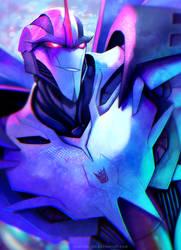 Starscream by AuroraLion