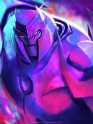 Megatron by AuroraLion