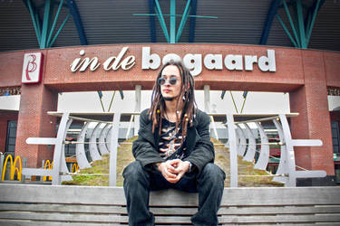 Kevin the dreadhead part 2 by tvrphotography