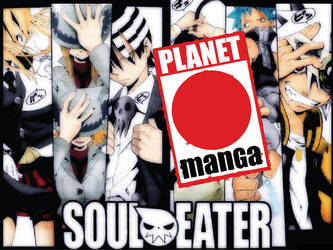 soul eater planet manga by commanderp5
