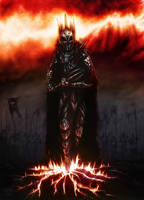 Sauron by Waldes