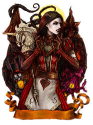 Alice Madness Returns II by Waldes