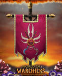 World of Warchicks Crest Desig by kaliko-rosa